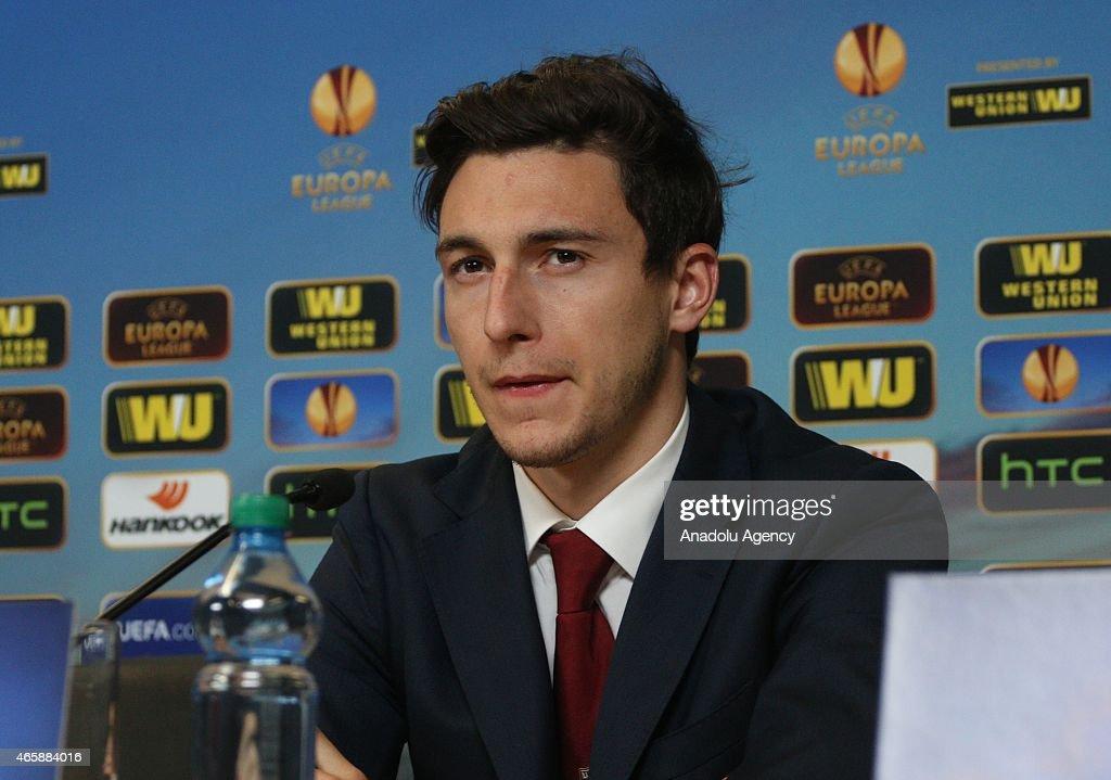 Torino's Press Conference : News Photo