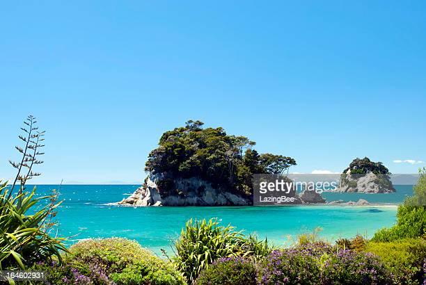 Torlesse Rock, Kaiteriteri, Tasman Region, New Zealand