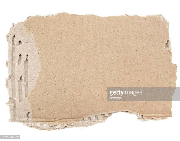 Torn Carboard