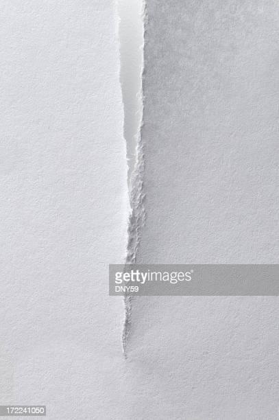 Déchiré papier