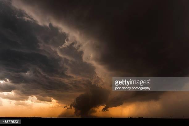 Tornado, Floydada, Texas