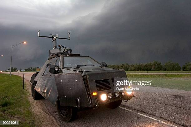 Tornado Intercept Vehicle 2