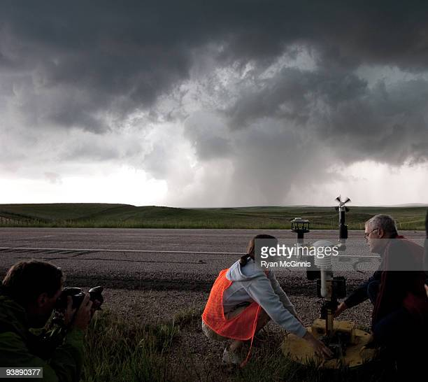 Tornado Scientists