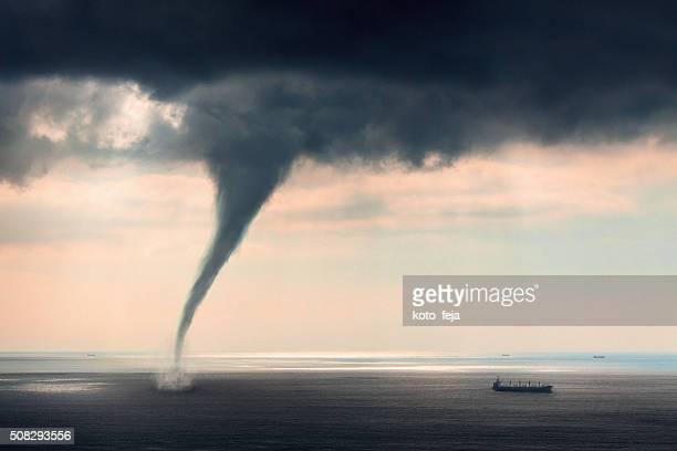 Tornado mar