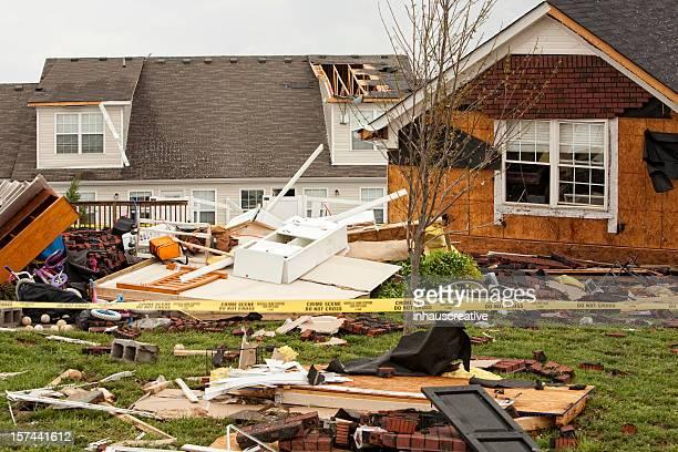 Tornado Victims
