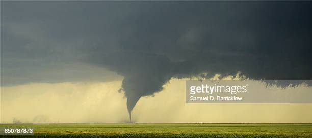 Tornadoes south of Dodge City, Kansas