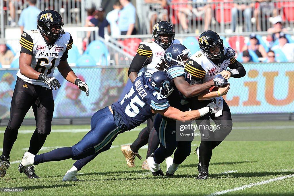 Toronto Argonauts Vs Hamilton Tiger Cats June