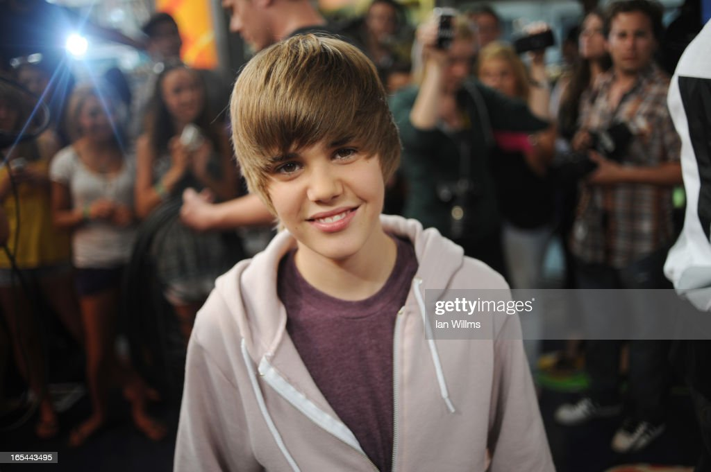 <a gi-track='captionPersonalityLinkClicked' href=/galleries/search?phrase=Justin+Bieber&family=editorial&specificpeople=5780923 ng-click='$event.stopPropagation()'>Justin Bieber</a> poses at the Much Music Environment, August 7th, 2009. Bieber, a 15-year-old from Stratford, recently hit it big after singing on YouTube. (Ian Willms/Toronto Star) Photo158120