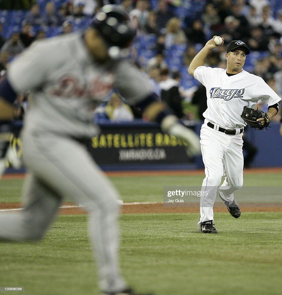 Detroit Tigers vs Toronto Blue Jays - April 12, 2007