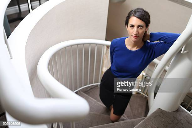 Toronto Canada September 10 2015 Deniz Gamze Erguven is the writer/director of Mustang a Turkish film about five young teen and preteen sisters whose...