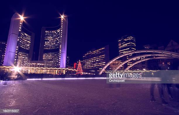 Toronto City Hall Ice Rink