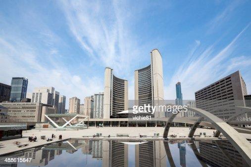 Toronto City Hall : Stock Photo