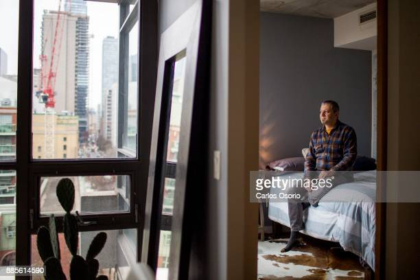 Toronto condo owner Nick Christoforou is taking his case against his condo board to arbitration after they said he broke a condo rule by renting out...
