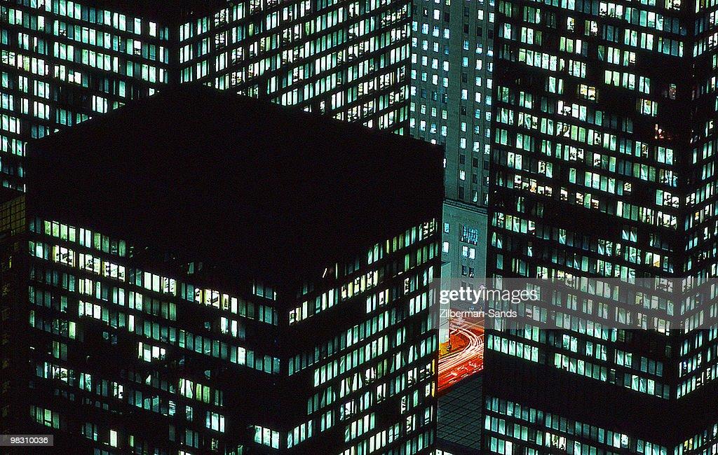 Toronto downtown : Stockfoto