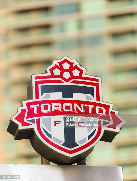 Toronto FC is a Canadian professional soccer club based in Toronto Ontario which competes in Major League Soccer Emblem of a football team over...