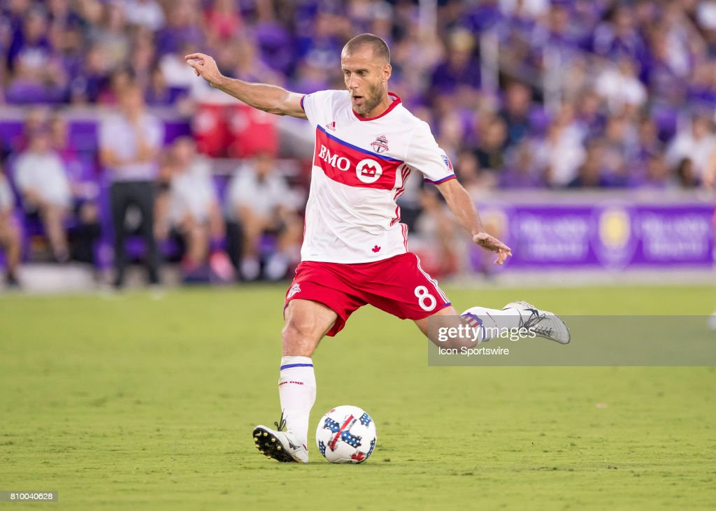 SOCCER: JUL 05 MLS - Toronto FC at Orlando City SC