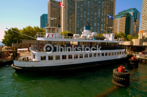 Toronto Ferry : Stock Photo