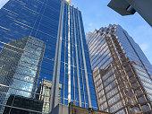 Toronto financial disctrict