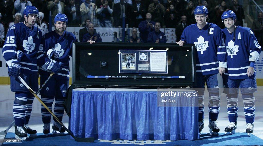 Colorado Avalanche vs Toronto Maple Leafs - October 18, 2006