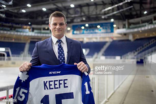 Toronto Maple Leafs' Assistant General Manager Kyle Dubas announced today that Sheldon Keefe has been named head coach of the Toronto Marlies