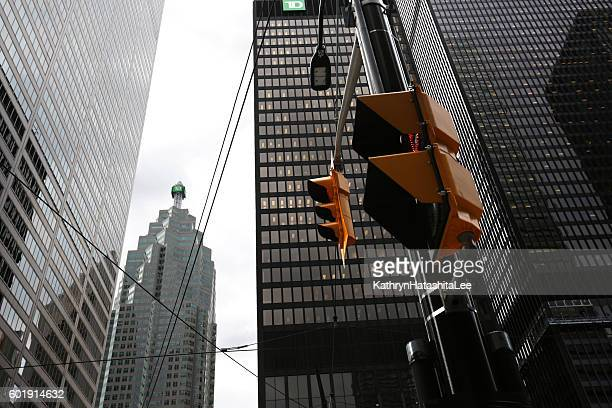 Toronto Office Towers, King Street and Bay Street, Financial District