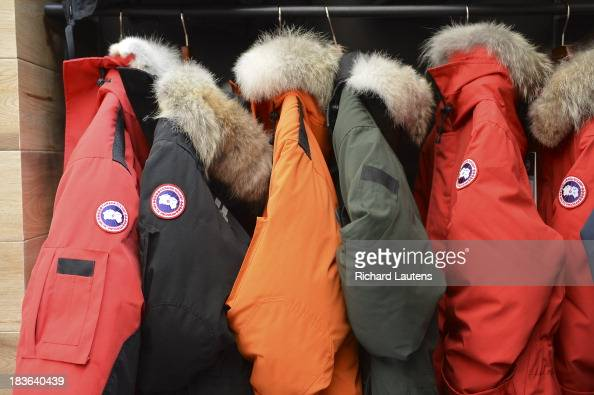 Toronto ON October 2 Deni Reiss is the President and CEO of The Canada Goose company that has made iconic outerwear primarily down filled jackets...