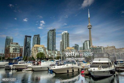 Toronto yatchs