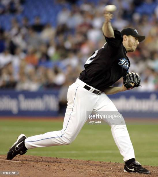 Toronto's Roy Halladay won his 11th game of the year in action at the Rogers Centre in Toronto on June 23 2005 Toronto defeated Baltimore 62