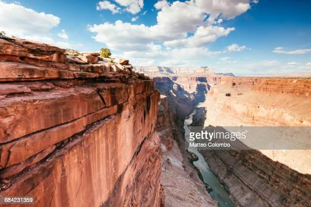 Toroweap overlook, Grand Canyon, Arizona, USA