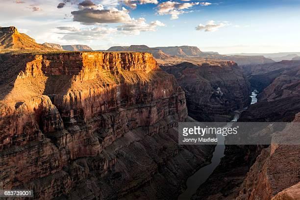 Toroweap Overlook, Grand Canyon, Toroweap, Utah, USA