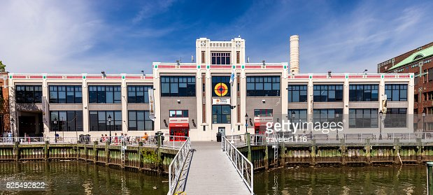 Torpedo Factory Art Center In Alexandria, Virginia