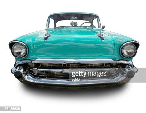 Torquoise 1957 Chevy