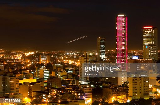Torre Colpatria: red