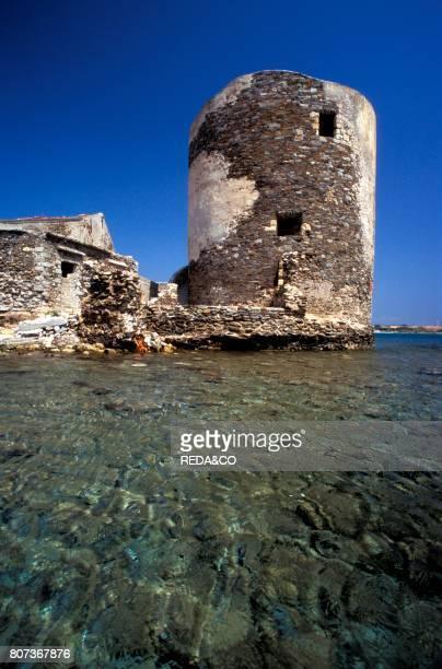 Torre della Pelosa Stintino Sardinia Italy