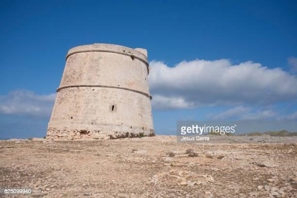 Torre des Garroveret, Formentera