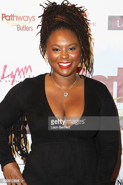 Torrei Hart attended the A Pathways Christmas With The Butlers And Friends at HOME on December 10 2015 in Beverly Hills California