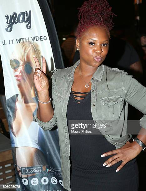 Torrei Hart attends Yeay Influencer Dinner at EP LP on September 15 2016 in West Hollywood California