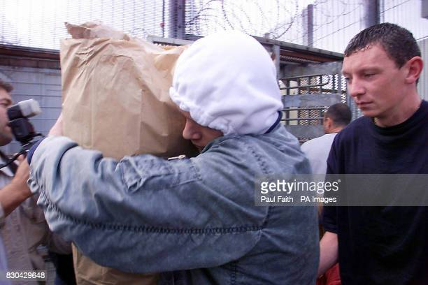 Torrens Knight is released from the Maze Prison Lisburn Co Antrim along with other Loyalist Volunteer Force prisoners He was jailed for his part in...