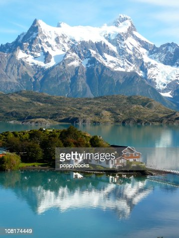 Torres del Paine Lake Pehoe