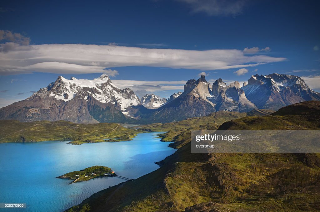Torres del Paine  : Stock-Foto