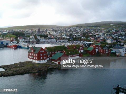 Torshavn Islas Faeroe