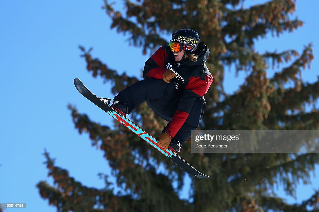 Torstein Horgmo of Norway competes in the men's Snowboard Slopestyle finals at Winter X-Games 2014 Aspen at Buttermilk Mountain on January 25, 2014 in Aspen, Colorado.