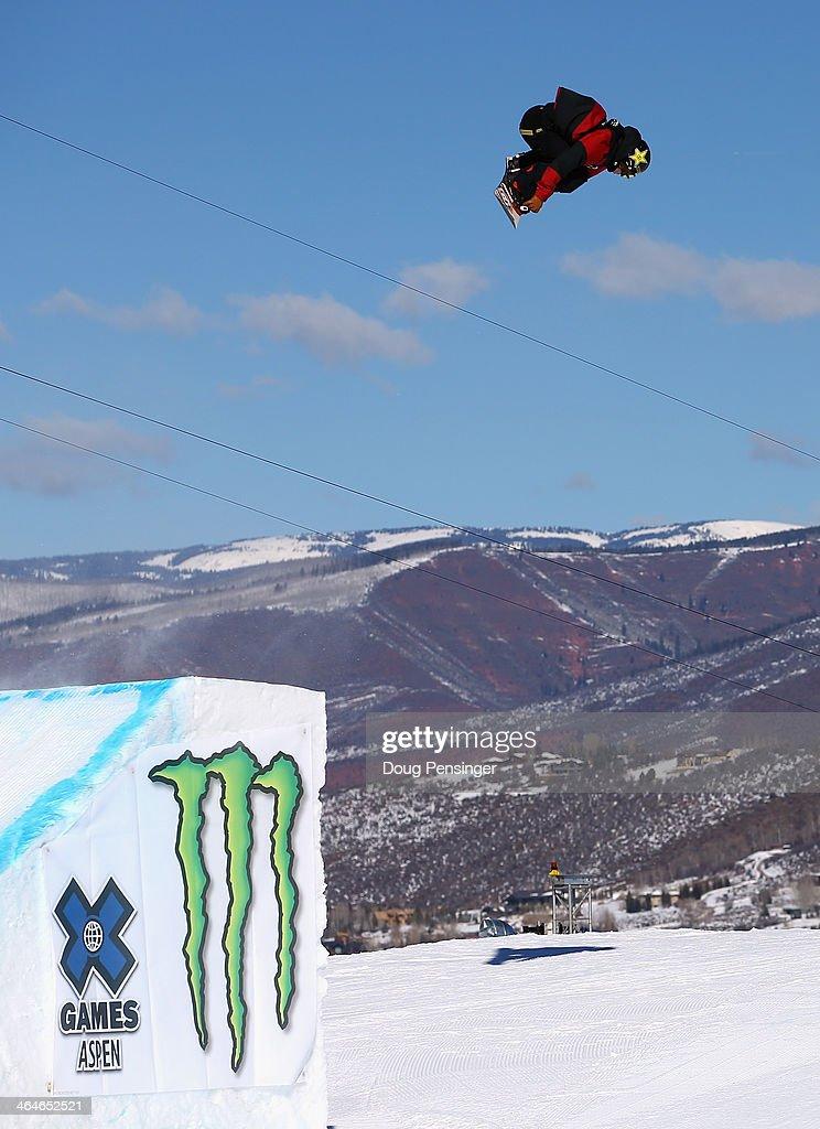 Winter X-Games 2014 Aspen - Day 1