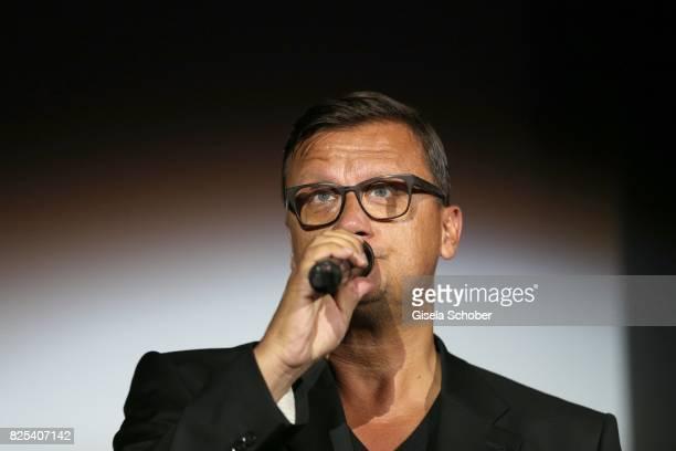 Torsten Koch director Constantin Film during the 'Griessnockerlaffaire' premiere at Mathaeser Filmpalast on August 1 2017 in Munich Germany