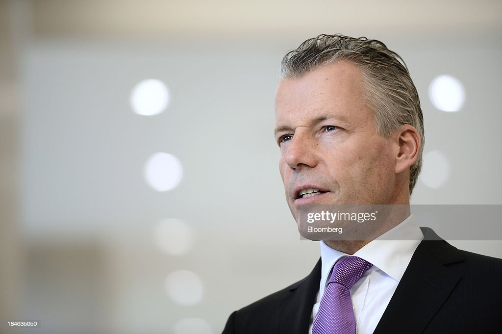Rolls-Royce Chief Executive Officer Torsten Mueller-Oetvoes Interview