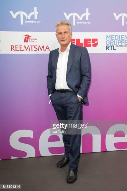 Torsten Rossmann CEO WeltN24 attends the Summer Reception Of VPRT Organization at LV Niedersachsen on September 5 2017 in Berlin Germany