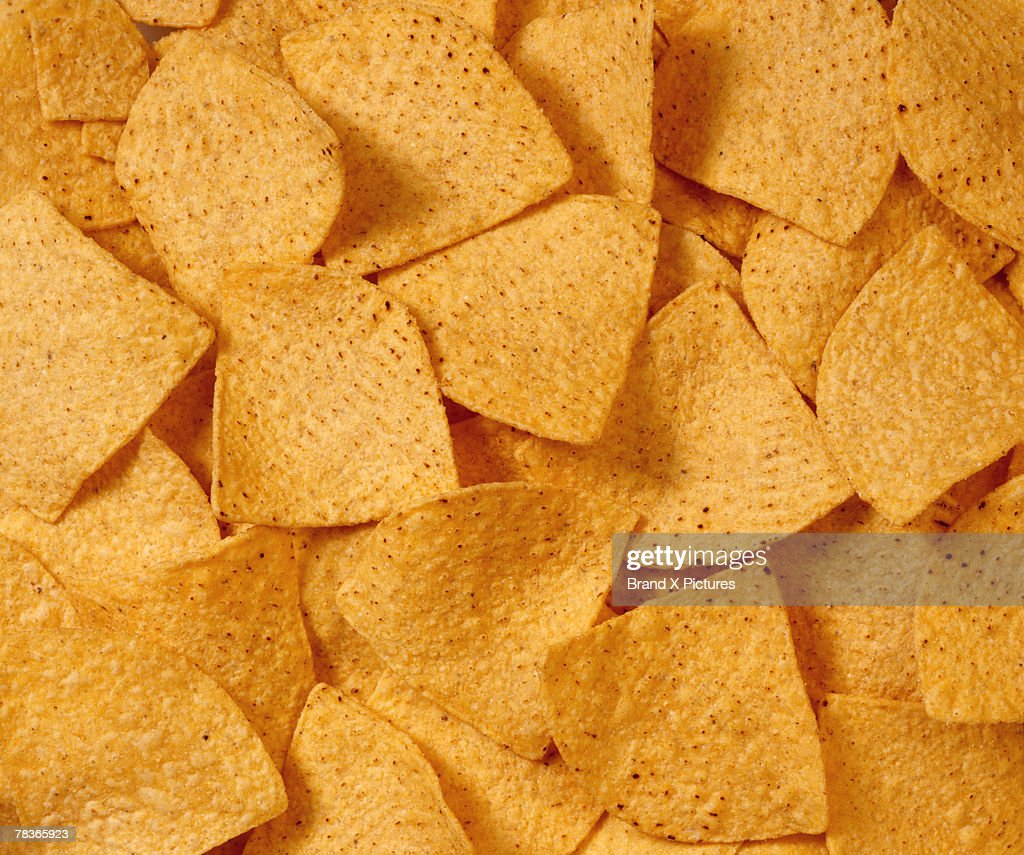 Tortilla chips : Stock Photo