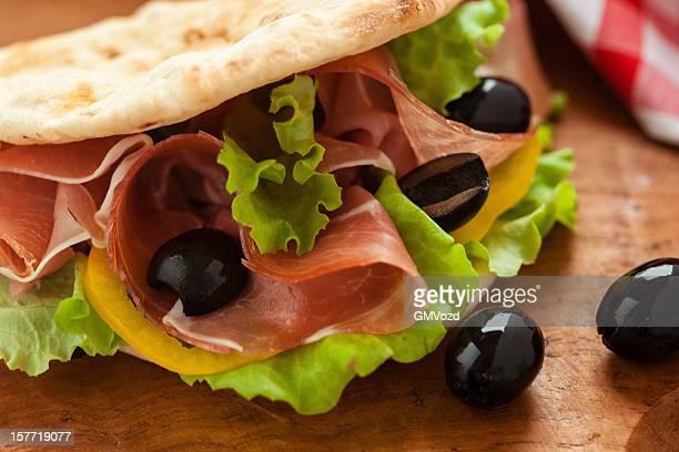 Sándwich de Tortilla