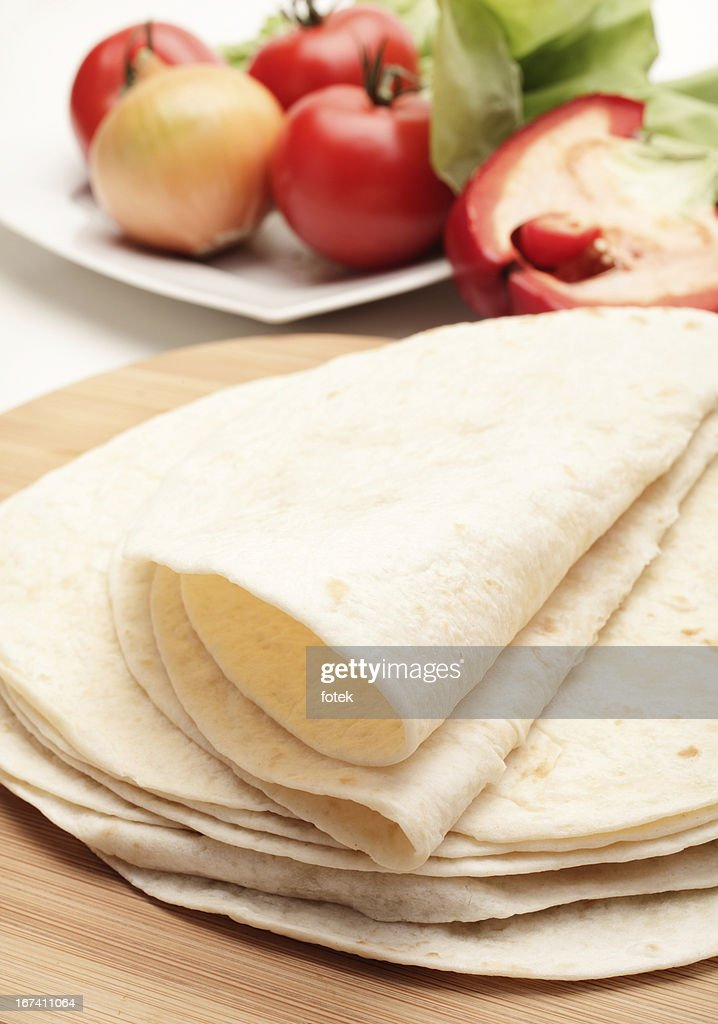 Tortillas : Stock-Foto