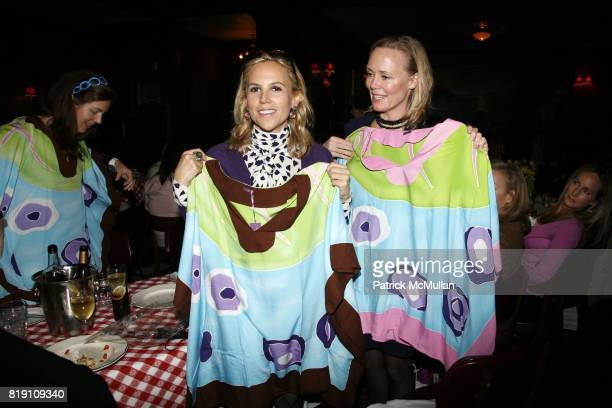 Tory Burch and Hilary Dick attend COURTNEY MOSS and GIGI MORTIMER host a lunch to celebrate their company GLAMOURPUSS at East Side Social Club on...
